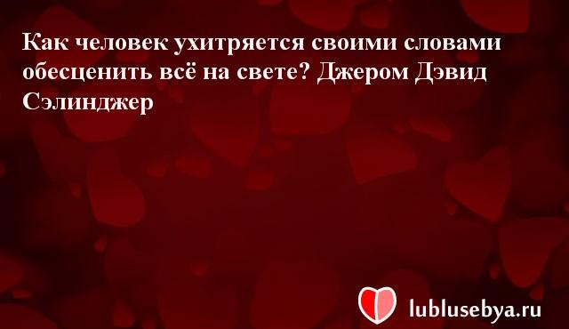 Цитаты. Мысли великих людей в картинках. Подборка lublusebya-02331222042019 картинка 5
