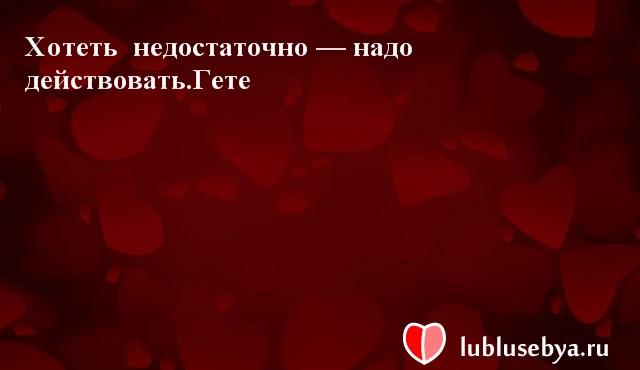 Цитаты. Мысли великих людей в картинках. Подборка lublusebya-47371222042019 картинка 20