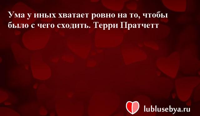 Цитаты. Мысли великих людей в картинках. Подборка lublusebya-59041222042019 картинка 10