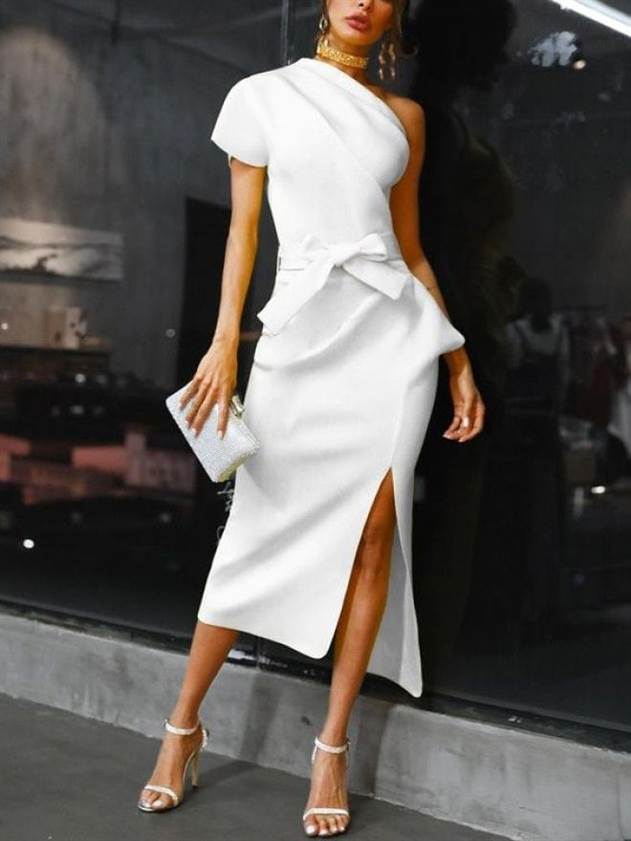 Элегантные платья с изысканным кроем : 10 идей на лето