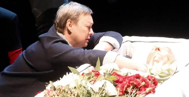 Любовь в жизни Владимира Этуша. Как он увел у Сталина вторую жену