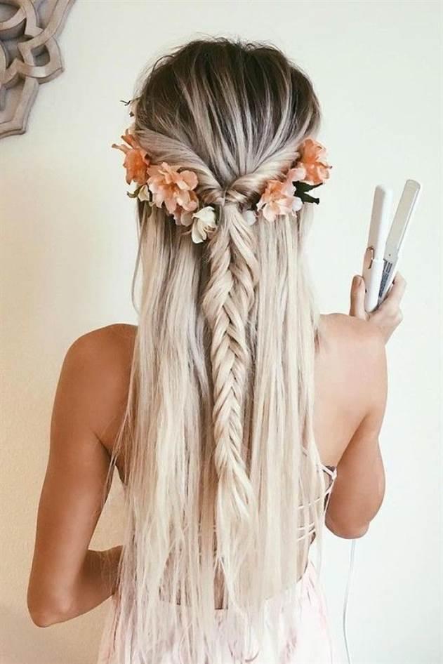 Идеи лёгких и красивых причёсок на лето