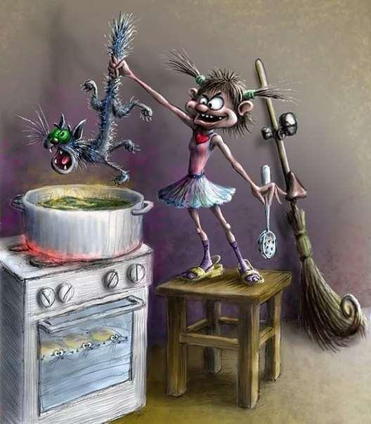 Нежный юмор для девушек и женщин. Подборка картинок и фото lublusebya-lublusebya-33400510052019-15 картинка lublusebya-33400510052019-15