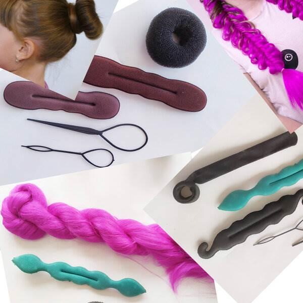 Лайфхаки для быстрых и красивых причёсок. Смотрим подробные видео уроки