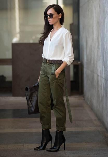 Брюки-карго на пике популярности - 6 вариантов, как их носить, чтобы выглядеть стильно