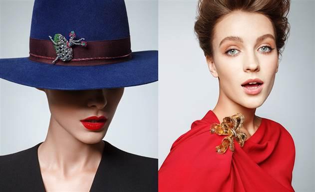 Вниманию модниц - самые популярные украшения будущего года. Часть 2