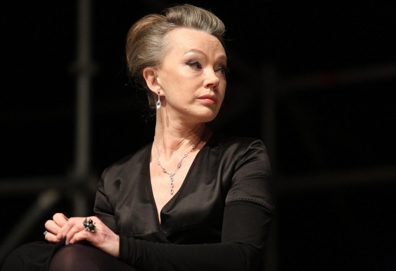 Забытая красавица советского кино Елена Попова