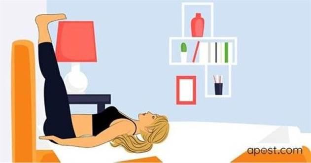Засыпаем без проблем - 5 поз йоги для спокойного и сладкого сна