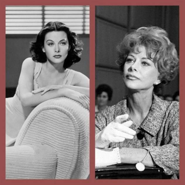 10 самых красивых женщин ХХ века в начале и в конце своей карьеры