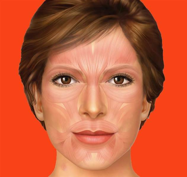 Выглядим моложе без операций и уколов. Техника, которая поднимает щеки и устраняет отеки и провисания!